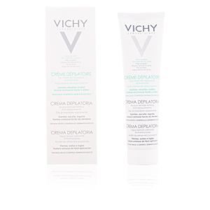 Crème à épiler CRÈME DÉPILATOIRE eau thermale apaisante anti-irritante Vichy