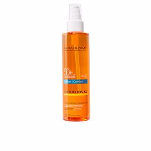 ANTHELIOS XL huile nutritive invisible SPF50+ vaporizador 200 ml