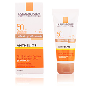 Faciales ANTHELIOS blur lisseur optique unifiant SPF50 La Roche Posay