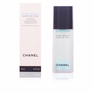 Dark circles, eye bags & under eyes cream HYDRA BEAUTY micro gel yeux Chanel