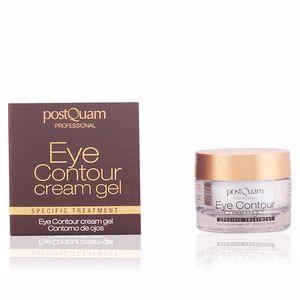Dark circles, eye bags & under eyes cream EYE CONTOUR cream gel Postquam