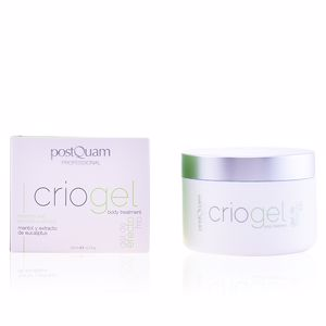 Cellulite cream & treatments CRIOGEL cold effect Postquam
