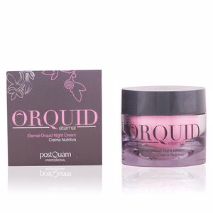 Skin tightening & firming cream  ORQUID ETERNAL moisturizing night cream Postquam