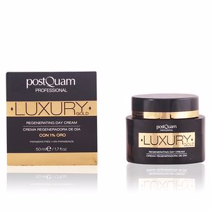 Face moisturizer LUXURY GOLD regenerating day cream Postquam