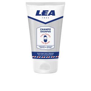 Beard care BARBA champú purificante y suavizante Lea