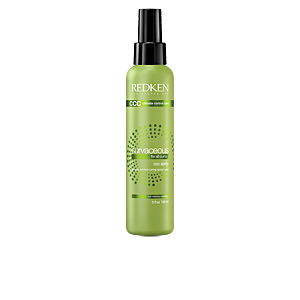 Hair styling product CURVACEOUS curly memory complex ccc spray Redken