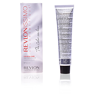 Dye REVLONISSIMO COLOR & CARE #7,01-natural ash blonde Revlon