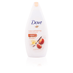 Gel bain KARITÉ & VAINILLA body wash Dove