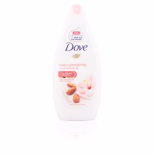 Shower gel CREMA DE ALMENDRAS gel ducha Dove
