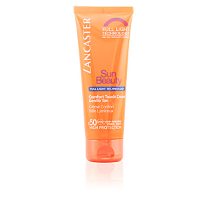 SUN BEAUTY comfort touch cream gentle tan SPF50 75 ml
