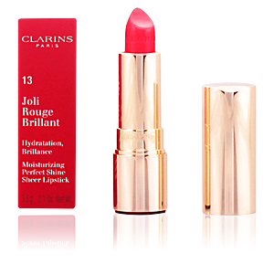 Lipsticks JOLI ROUGE BRILLANT hydratation brillance