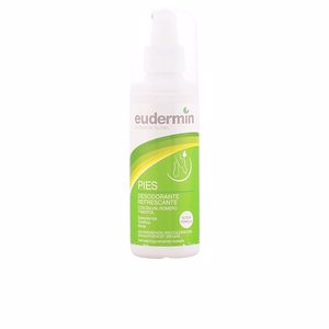 Foot cream & treatments PIES desodorante refrescante Eudermin