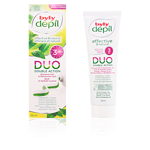DEPIL DUO crema depilatoria menta y té verde PS 130 ml