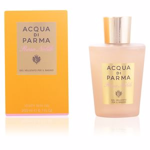 Shower gel ROSA NOBILE velvety bath gel Acqua Di Parma