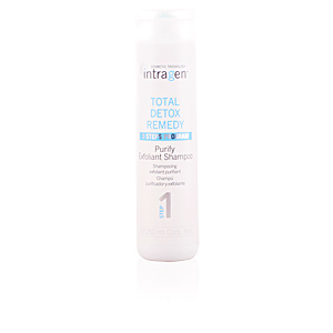 Champú hidratante INTRAGEN TOTAL DETOX REMEDY purifying shampoo Revlon