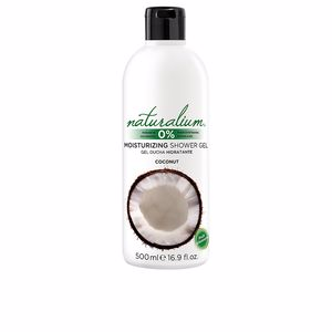 Shower gel COCONUT bath and shower gel Naturalium