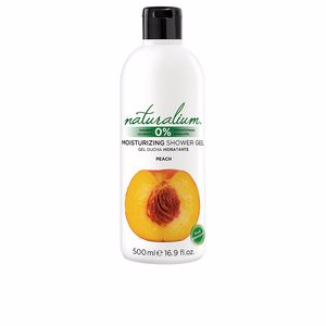 Bagno schiuma PEACH bath and shower gel Naturalium