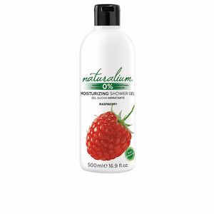 Shower gel RASPBERRY bath and shower gel Naturalium