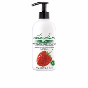 Body moisturiser RASPBERRY body lotion Naturalium
