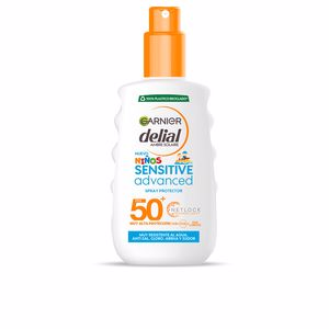 Lichaam NIÑOS sensitive advanced SPF50+ spray Delial