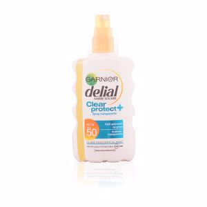 Lichaam CLEAR PROTECT spray transparente SPF50+ Delial