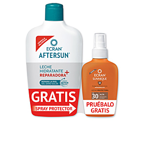 Suncare Set ECRAN AFTERSUN SET Ecran
