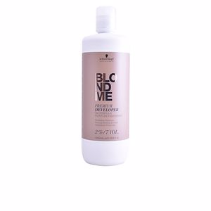 Lociones activadoras BLONDME premium care developer 2% 7 VOL Schwarzkopf