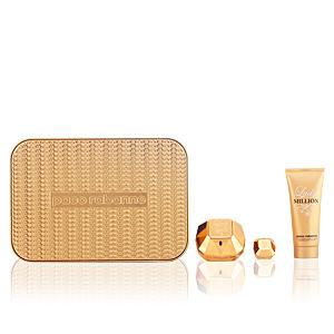 Paco rabanne lady million coffret sur perfume 39 s club - Coffret lady million pas cher ...