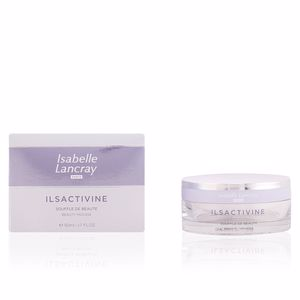 Anti aging cream & anti wrinkle treatment ILSACTIVINE beauty mousse cream 24 h Isabelle Lancray