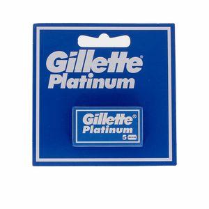 Cuchillas de afeitar PLATINUM recambios Gillette