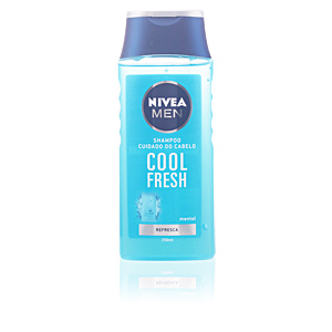 Nivea, MEN COOL MENTOL champú cabello normal 250 ml