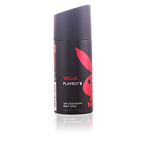 PLAYBOY VEGAS HIM deo vaporizador 150 ml