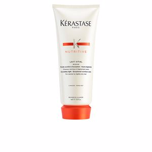 Hair repair conditioner NUTRITIVE lait vital irisome Kérastase