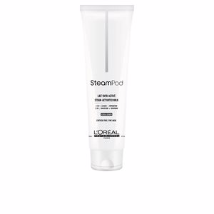 Heat protectant for hair STEAMPOD steam-activated milk fine hair L'Oréal Professionnel