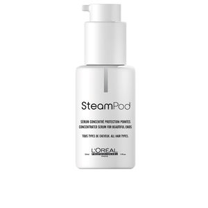 Heat protectant for hair STEAMPOD protecting concentrate serum L'Oréal Professionnel