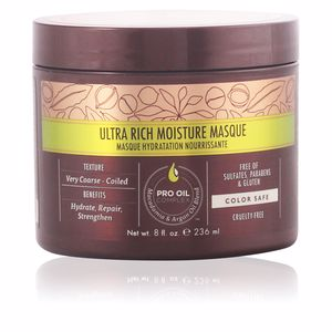 Hair mask for damaged hair ULTRA RICH MOISTURE masque Macadamia