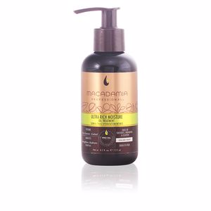 Hair repair treatment ULTRA RICH MOISTURE oil treatment Macadamia