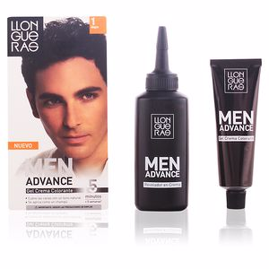Dye MEN ADVANCE #1 negro Llongueras