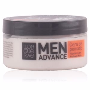 Hair styling product MEN ADVANCE ORIGINAL cera de peinado Llongueras