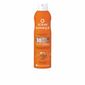 Body SUN LEMONOIL spray protector invisible SPF30 Ecran