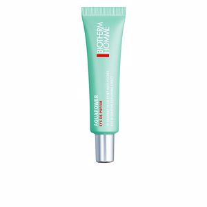 Dark circles, eye bags & under eyes cream HOMME AQUAPOWER hydratant yeux effect anti-poches Biotherm