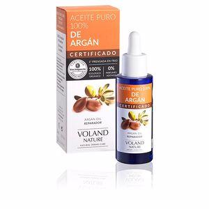 Body moisturiser VOLAND aceite puro 100% de argan orgánico Voland Nature