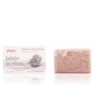 PHYTO NATURE pastilla jabón piedra pómez 120 gr