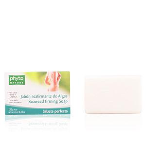 Facial cleanser PHYTO NATURE pastilla jabón algas marinas Luxana