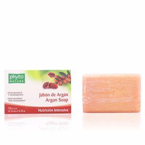 Facial cleanser PHYTO NATURE pastilla jabón argán Luxana