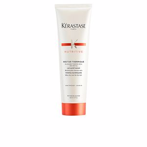 Heat protectant for hair NUTRITIVE nectar thermique lait nutritif lustrant Kérastase