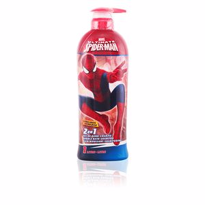 Duschgel SPIDERMAN 2 en 1 bath gel & shampoo Marvel