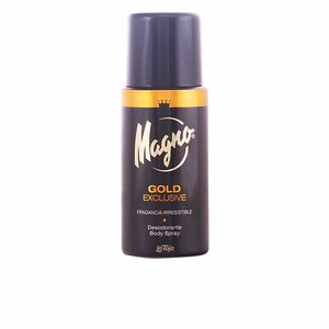Deodorant GOLD EXCLUSIVE desodorante spray Magno