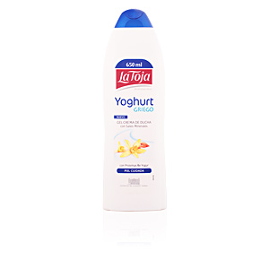 Shower gel YOGHURT GRIEGO  gel crema de ducha