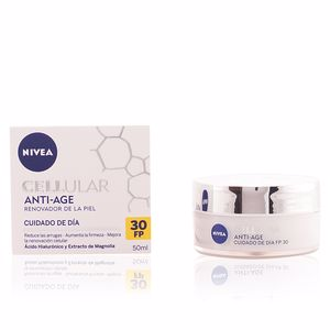 Anti aging cream & anti wrinkle treatment CELLULAR ANTI-AGE cuidado de día SPF30 Nivea